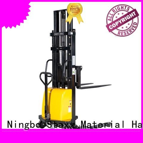 Staxx straddle electric hand pallet jack Suppliers for rent