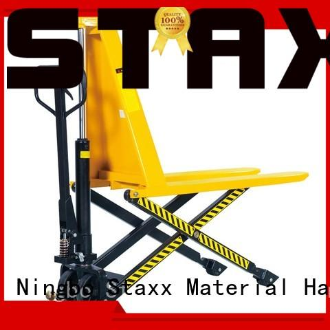 Staxx Latest pallet jack mechanism manufacturers for hire