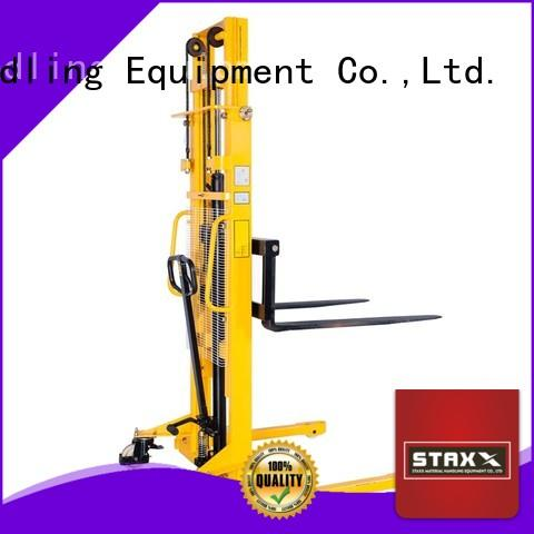 Staxx Custom manual lifting equipment factory for hire