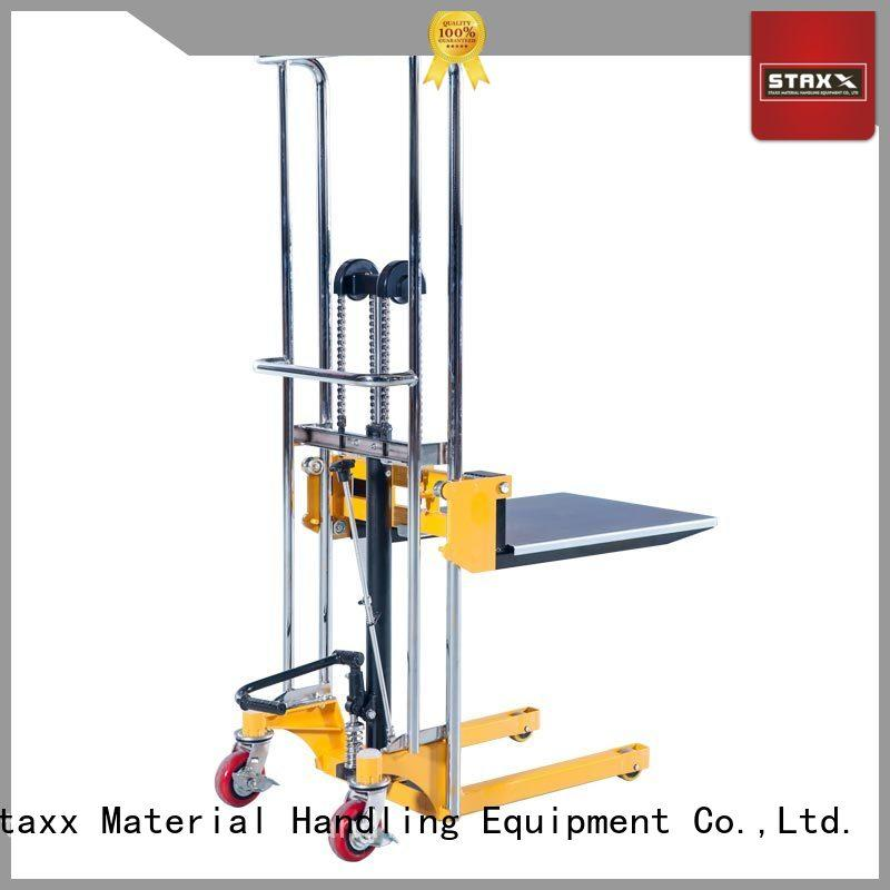 Staxx High-quality hydraulic lift size manufacturers for hire