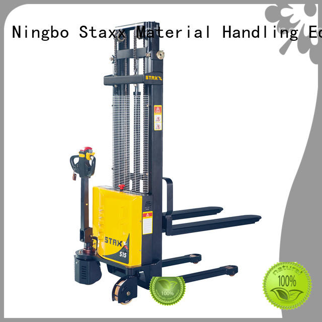 Staxx hand used hand pallet truck company for warehouse