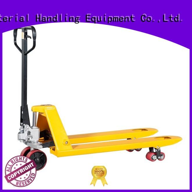 Wholesale hydraulic hand pallet trolley pwh253035ii factory for rent