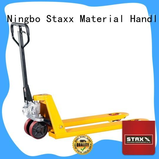Staxx duty 3 ton pallet truck factory for hire