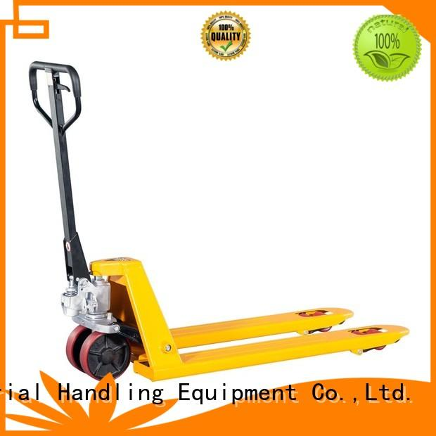Latest hand pallet electric standard Supply for rent