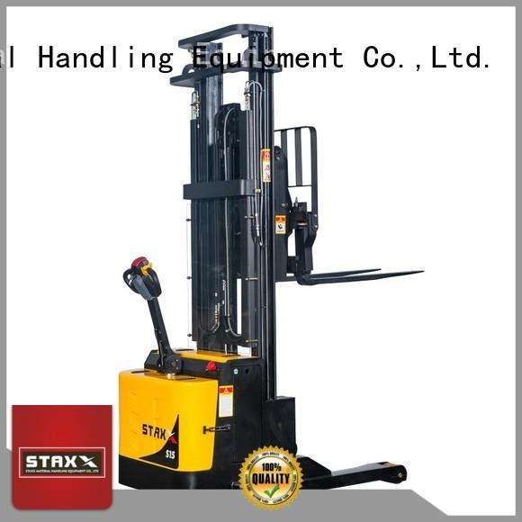 Staxx fully buy pallet stacker Supply for warehouse