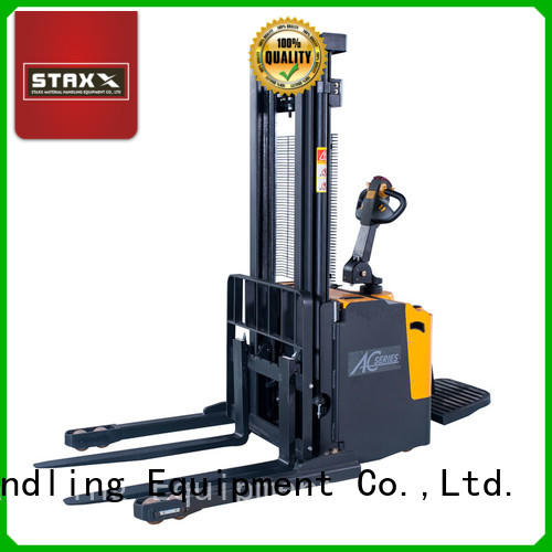 Latest electric stacker rental powered for business for hire