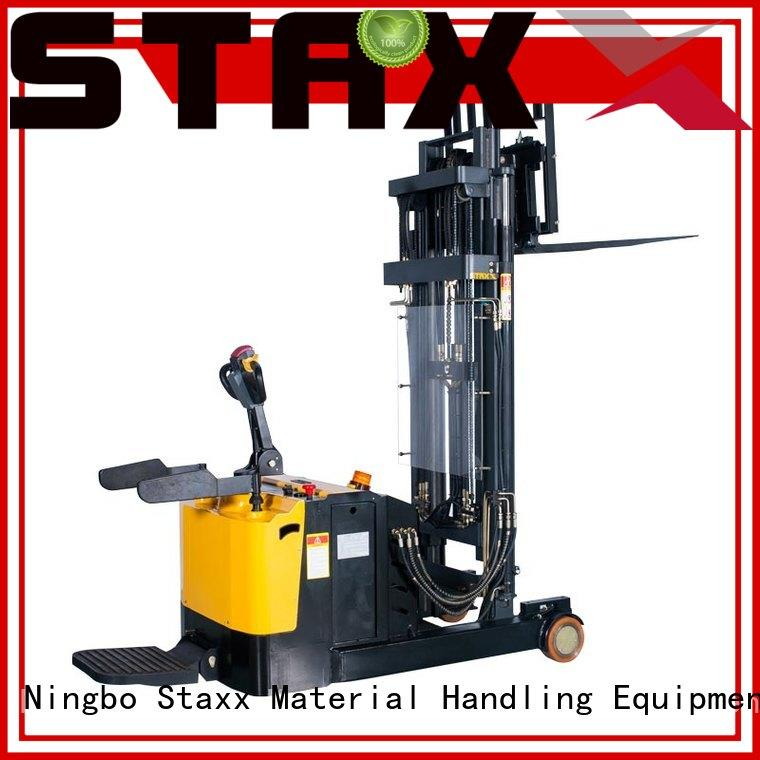 Staxx cbes500750 pallet lift stacker manufacturers for hire