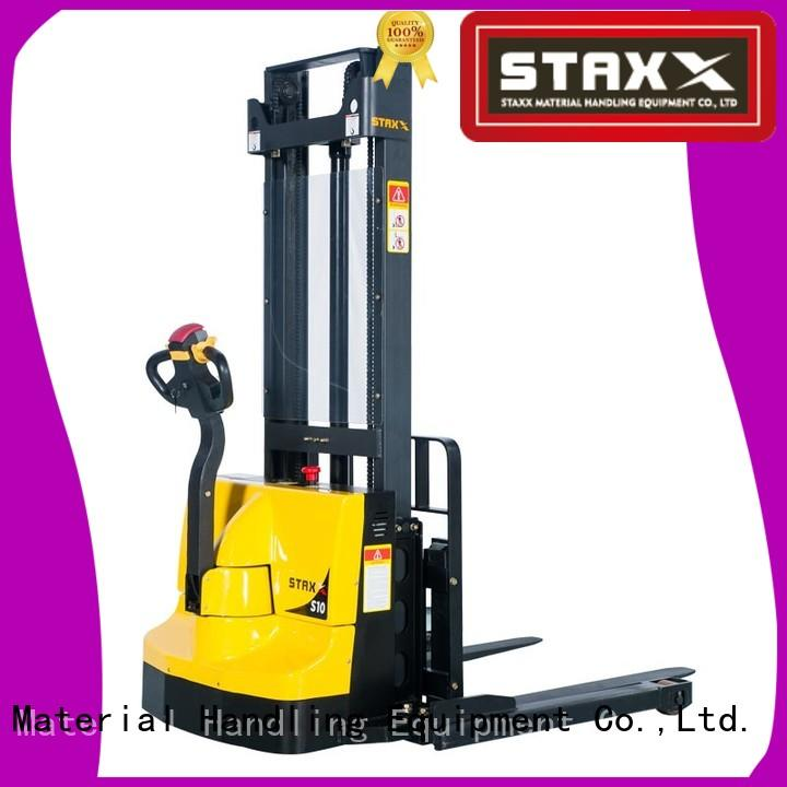 Staxx cbes500750 manual electric stacker Suppliers for rent