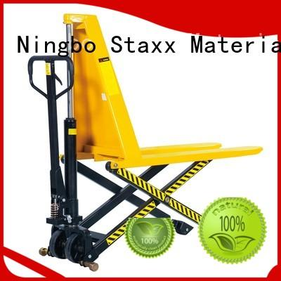 Staxx trucks pallet truck lift height Supply for warehouse