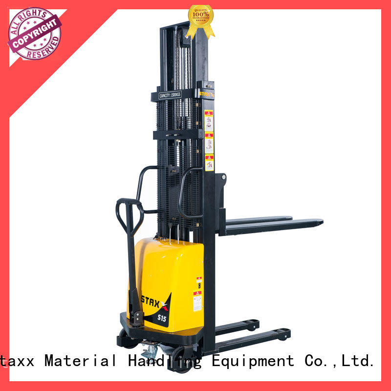 Staxx manual fork truck manual for business for hire