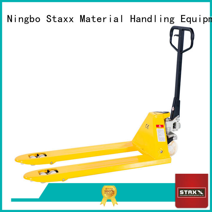Staxx Best used hand pallet truck for business for hire