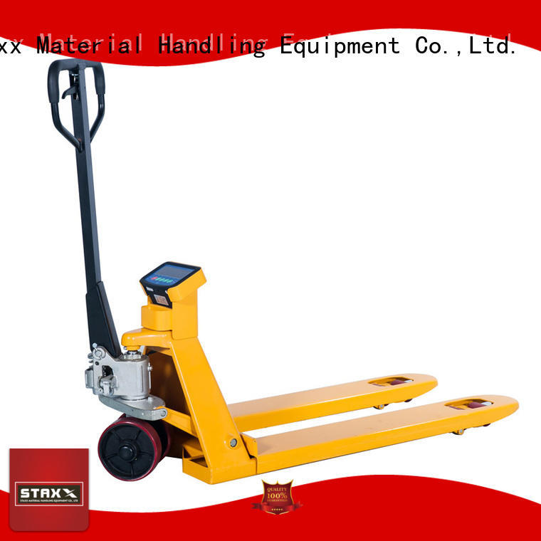 Staxx pallet pallet stacker truck for business for rent