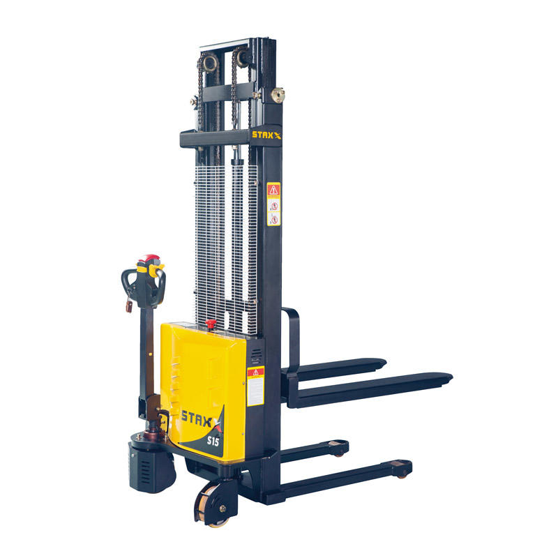 Custom Electric Lift Pallet Stacker Suppliers PWS10/15S