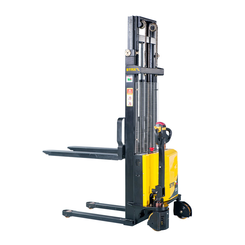 Staxx lift pallet stacker truck for business for stairs-1