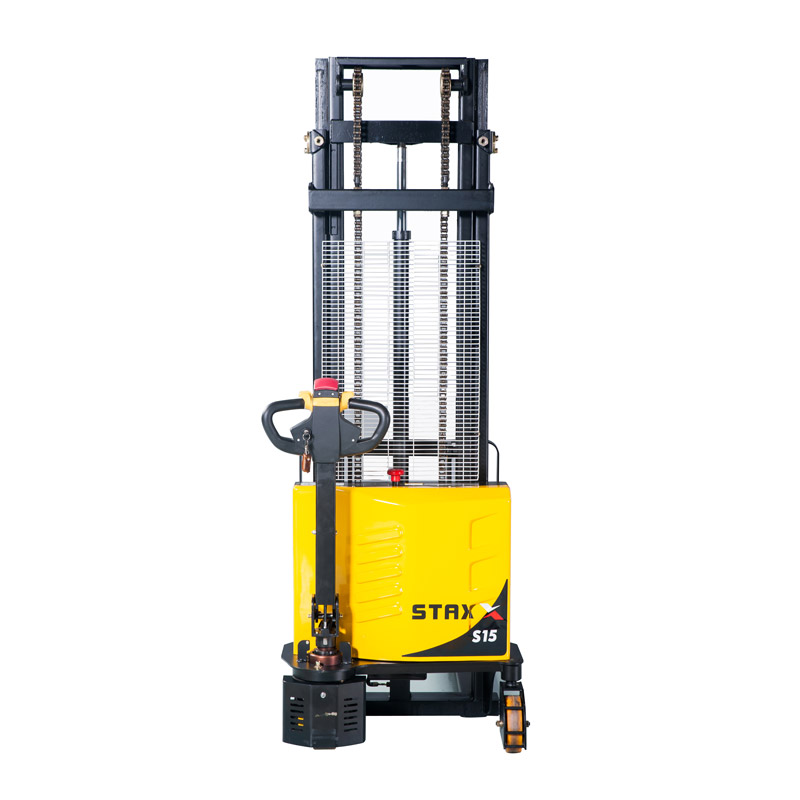 Staxx lift pallet stacker truck for business for stairs-2