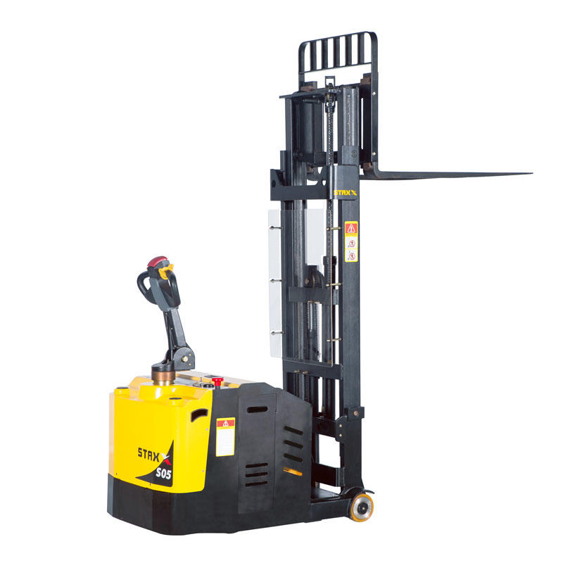 Powered Electric Counter Balance Stacker Suppliers CBES500/750