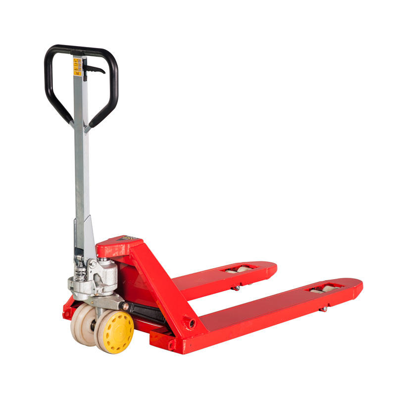 Best Manual Hand Pallet Truck AC50 Heavy Duty Supplier