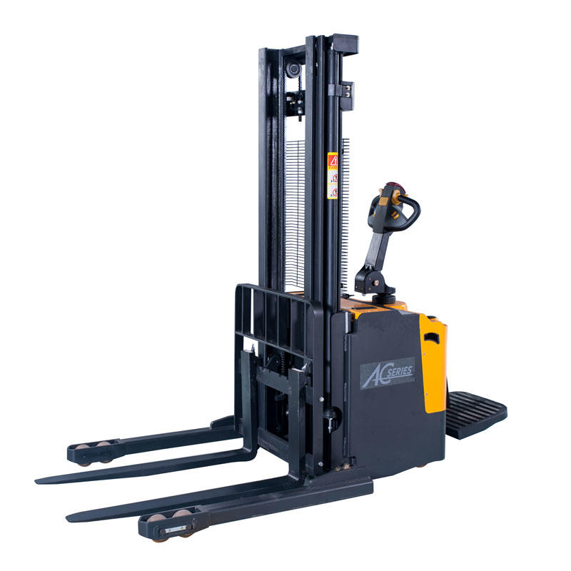 Electric Straddle Leg Stacker Heavy Duty ESS12/15/20 Wholesalers