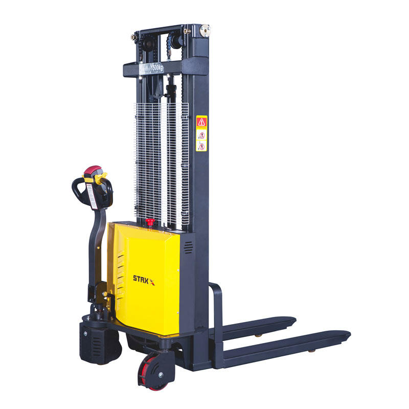 Pedestrian Electric Lift Stacker Manufacturers PWS10S/15S-i