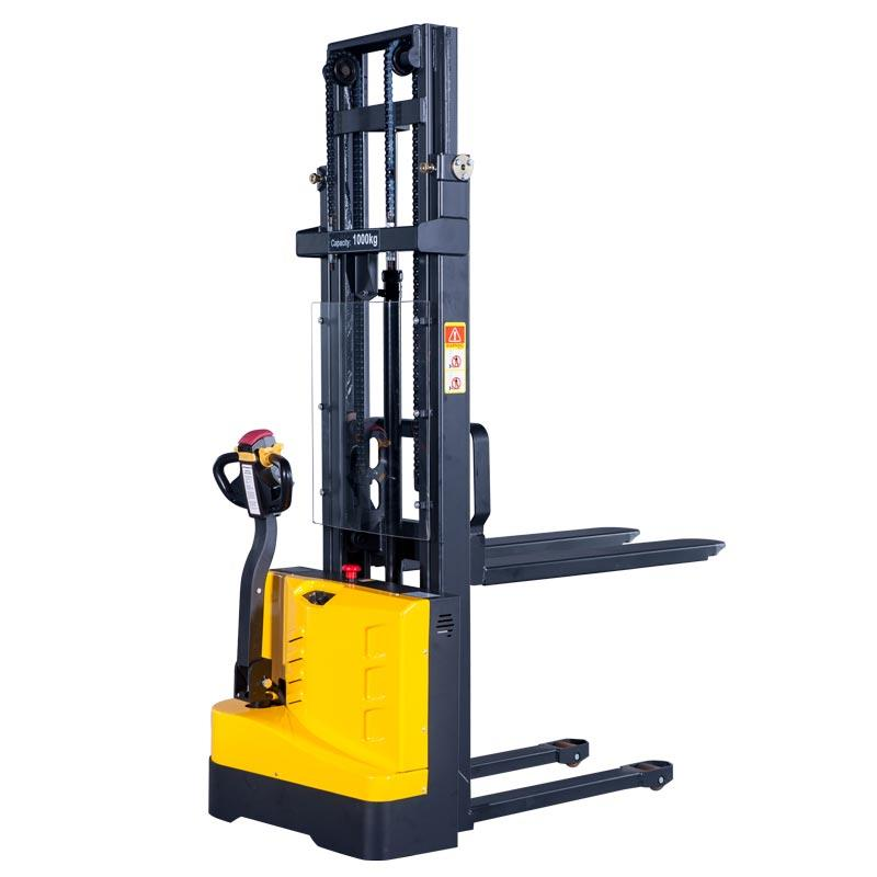 Custom Electric Stacker Forklift truck WS10S/15S-ei