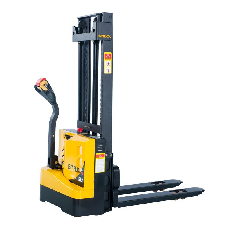 Full Electric Stacker forklift Supplier WS10S/12S/15SL