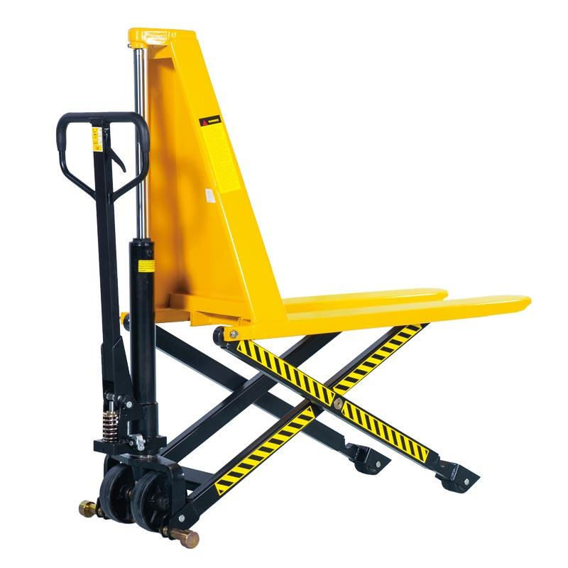 Manual Scissor Lift Pallet Trucks HLD/HLS Series Agents