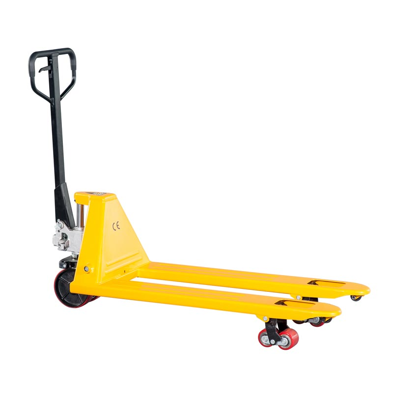 Best motorised pallet truck duty Supply for rent-2