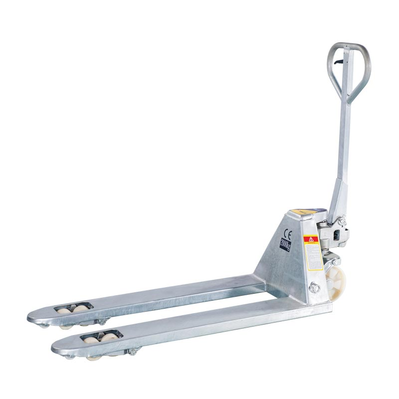 Staxx pallet trucks semi electric scissor lift ehls hydraulic pallet truck trolley Suppliers for stairs-1