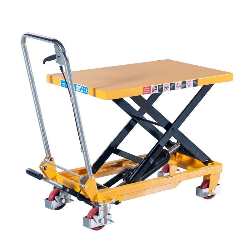 Best scissor lift table rental lift Supply for warehouse-2