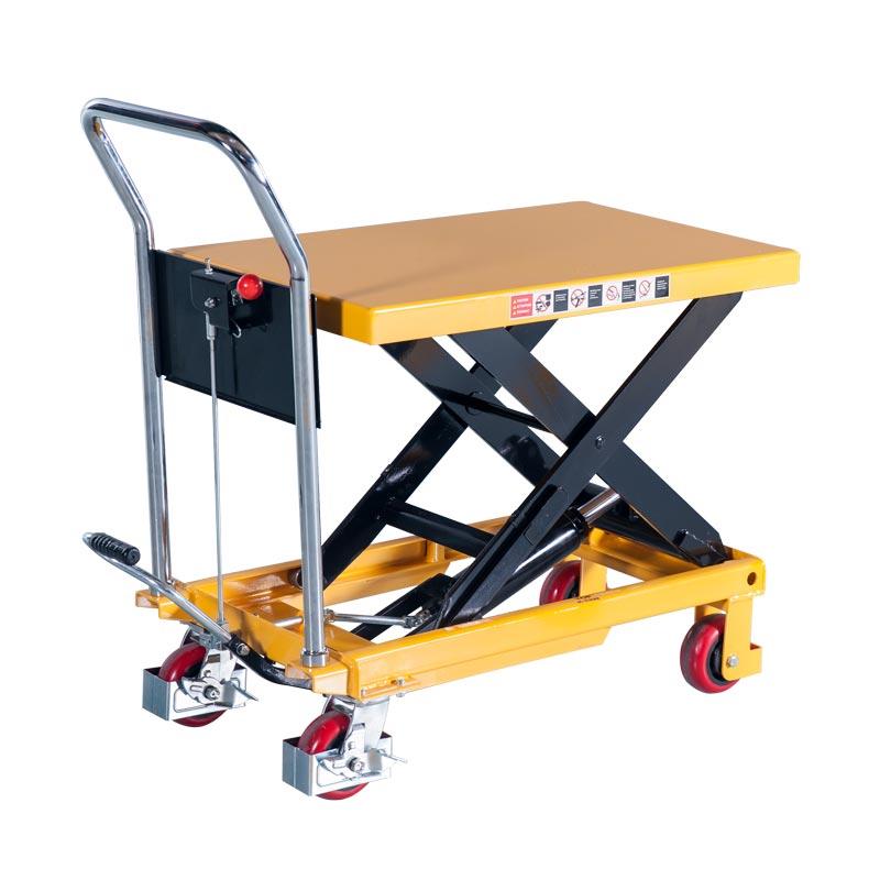 Best scissor lift table rental lift Supply for warehouse-1