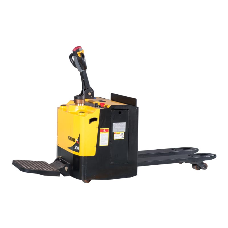 Top walkie pallet truck trolley company for hire-1