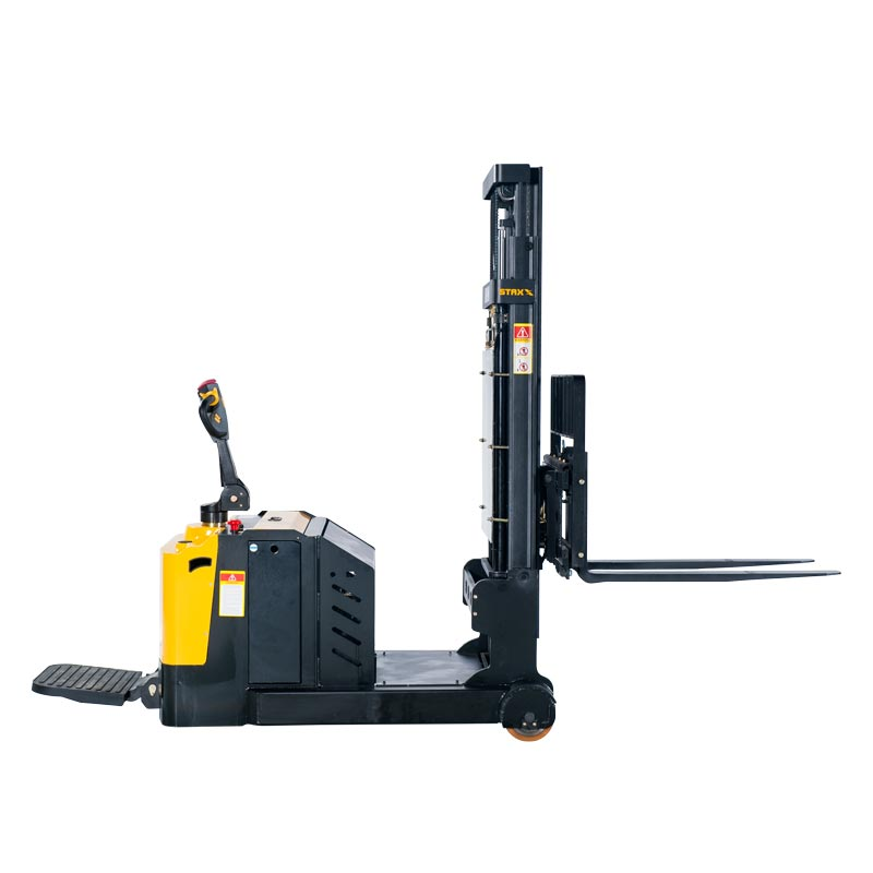 Top electric stacker suppliers full Suppliers for warehouse-1