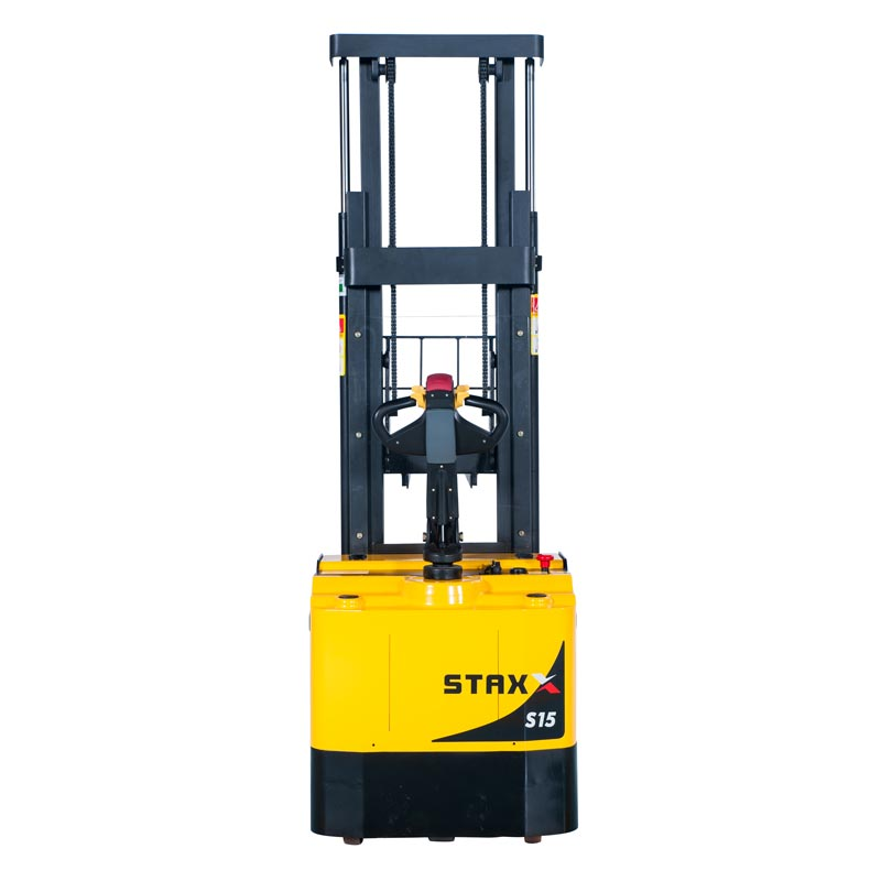 Staxx heavy 2nd hand pallet truck factory for rent-1