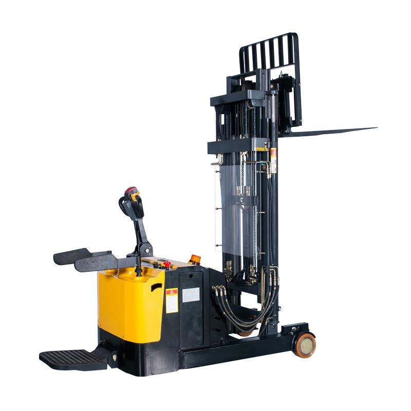 Electric Mast Reach Stacker Suppliers MRS12/15/20