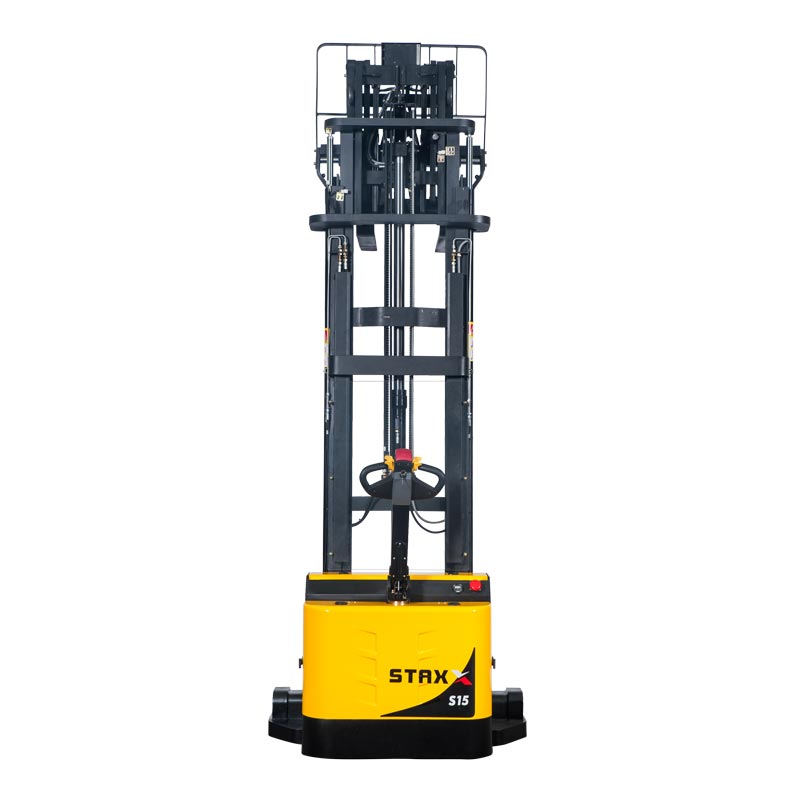 Staxx Latest crown pallet stacker for business for rent-1