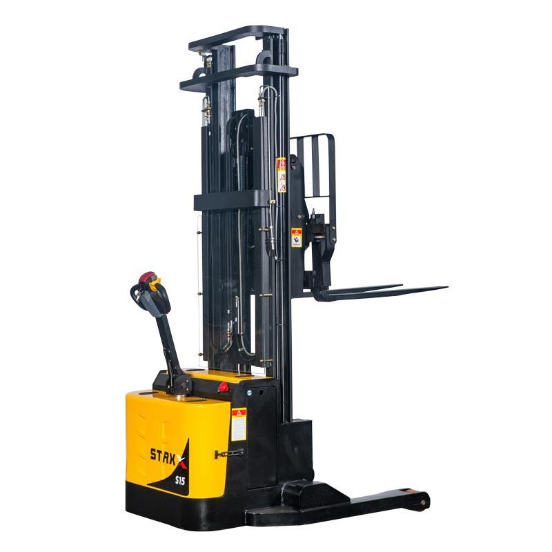 Fully Electric Pantograph Reach Stacker Specifications WRS15T