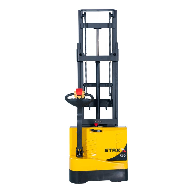 Staxx reach buy pallet truck company for warehouse-2