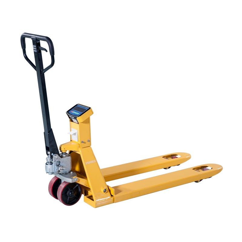 Manual Hand Pallet Truck Weighting Scale WH-25ES/30ES/25SS