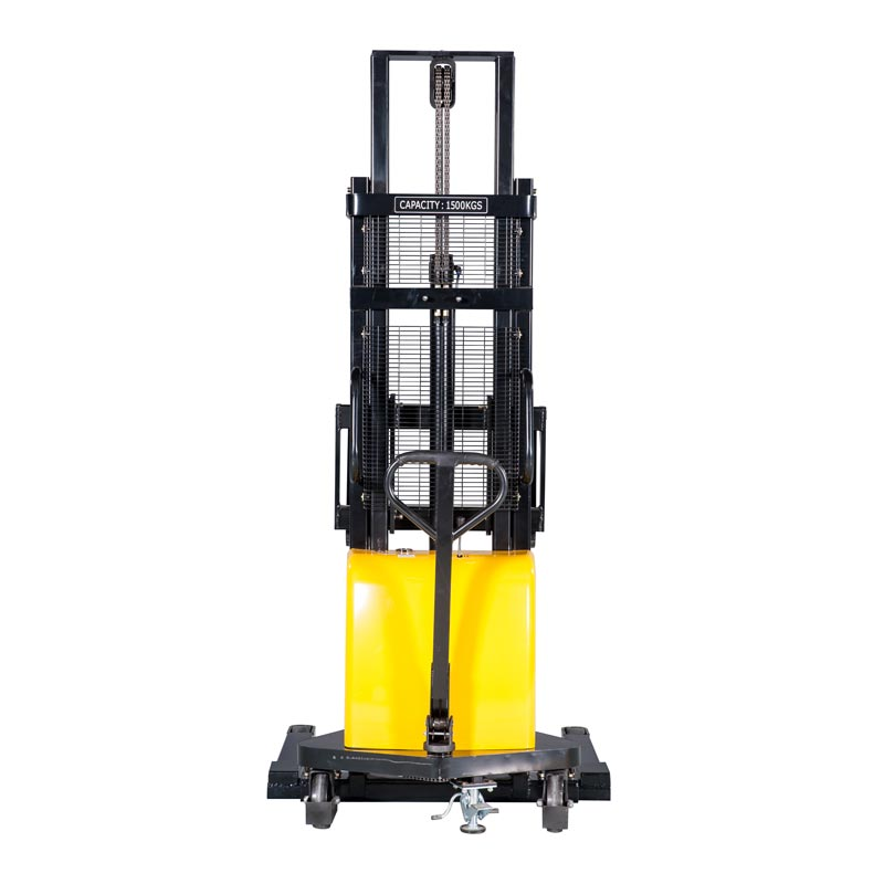 Staxx warehouse double reach truck for business for warehouse-2