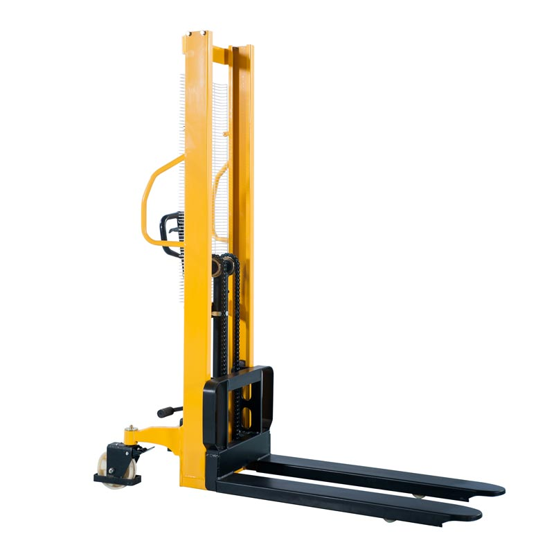 Best used pallet stacker warehouse Supply for rent-2