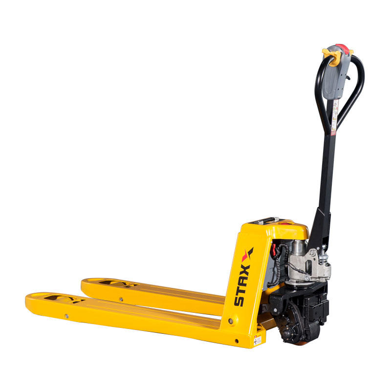 Semi Electric Lithium Pallet Truck PPT18H/HQ