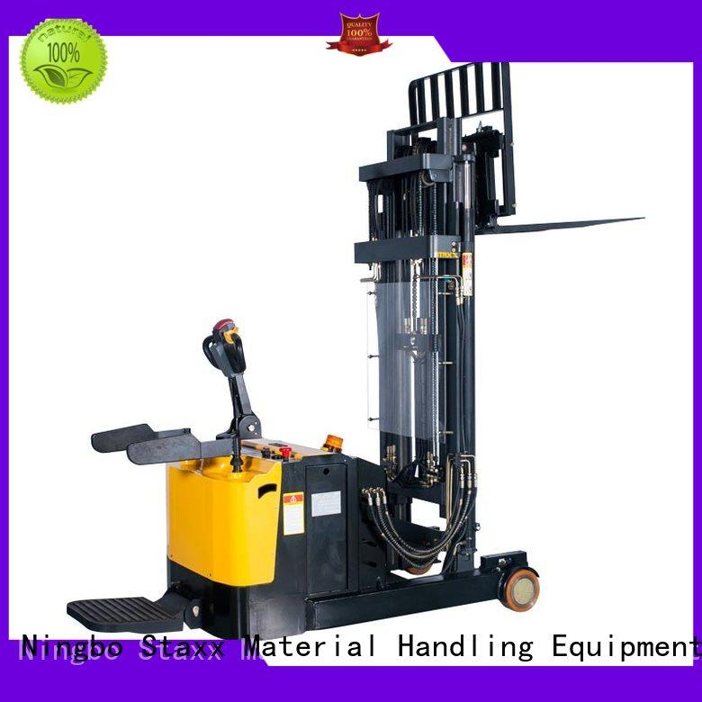Staxx stacker mechanical pallet jack Suppliers for hire