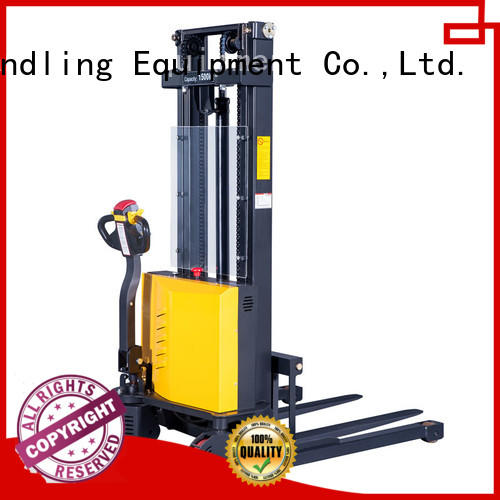Staxx cbes500750 second hand electric pallet trucks Supply for hire