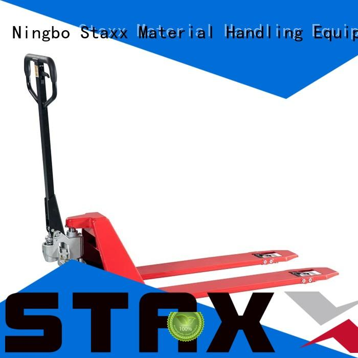 Staxx Latest hand pump truck company for rent