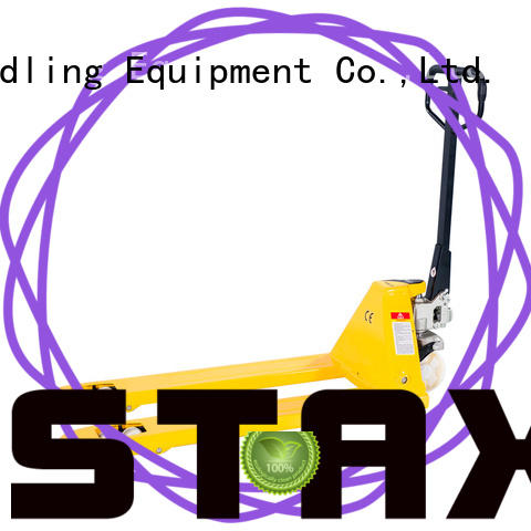 Staxx pallet used hand pallet truck company for warehouse