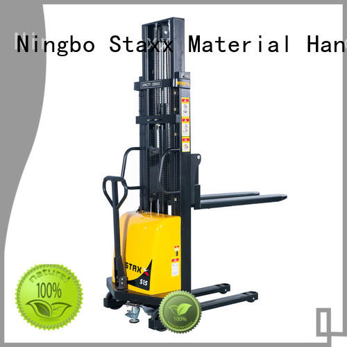 Latest semi electric pallet jack semielectric factory for warehouse