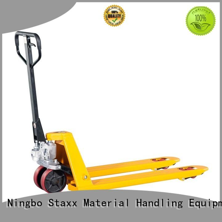 Custom quick lift hand pallet truck low for business for warehouse