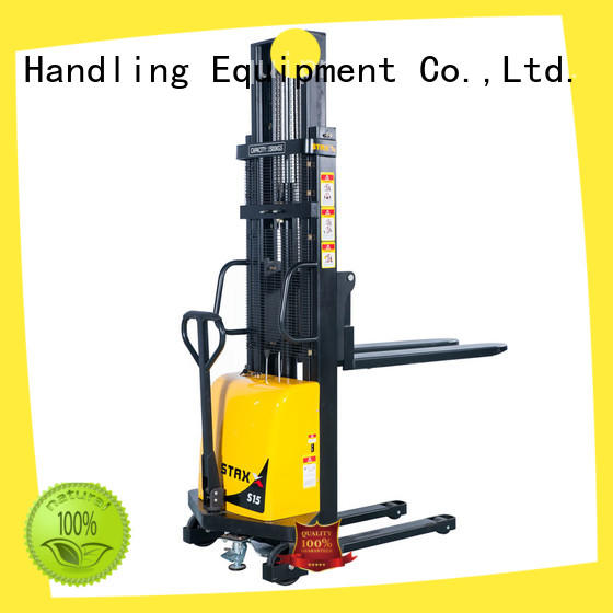 Staxx Latest straddle pallet jack factory for warehouse