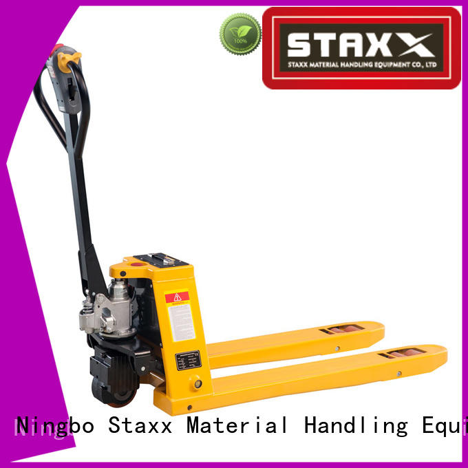 High-quality pallet stacker truck products manufacturers for hire