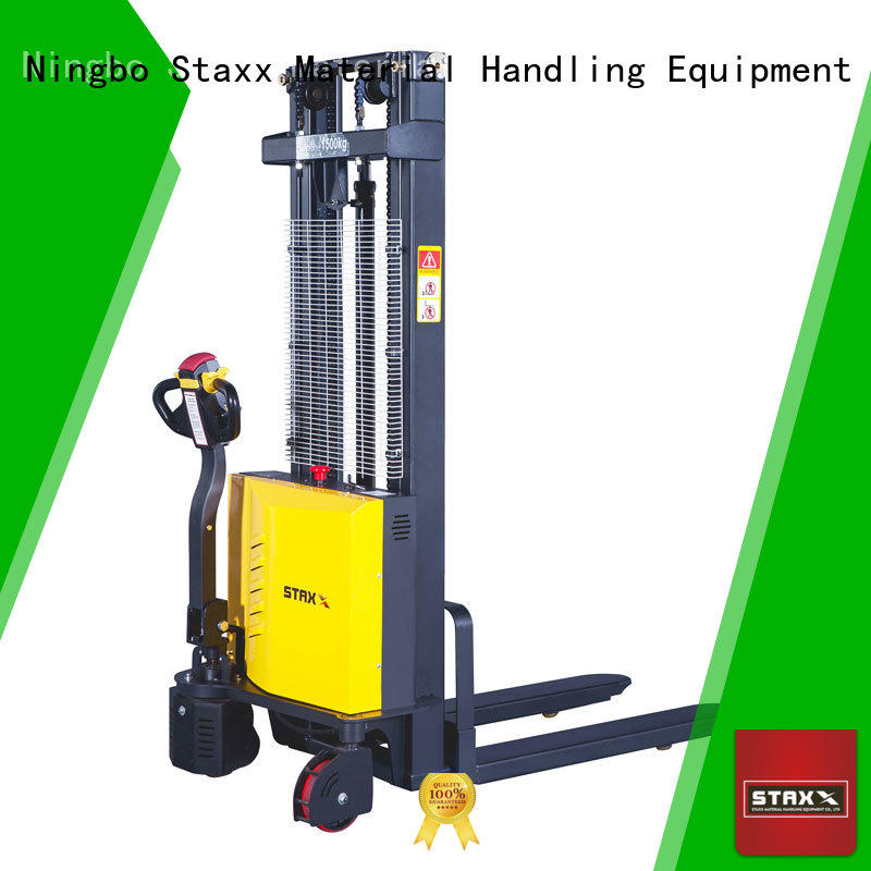 Latest pallet lift stacker counter Suppliers for rent